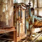Abandoned factory — Stock Photo #62864221