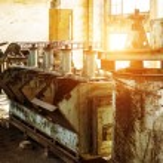 Abandoned factory — Stock Photo #64358795