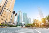 Streets of Shanghai — Stock Photo