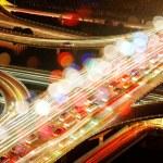 Traffic jam — Stock Photo #66877327