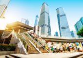Shanghai street — Stock Photo