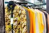Closet shirt — Stock Photo
