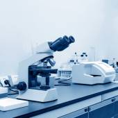 Microscope — Stock Photo