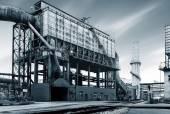 Steel Plant — Stock Photo