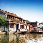China town — Stock Photo #79041532