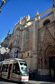 Spanish destination, Seville — Stock Photo