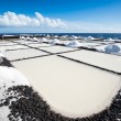 Salinas de Fuencaliente at La Palma, Canary Islands — Stock Photo #57165205