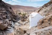 Penitas Ravine, Fuerteventura, Canary islands — Stock Photo