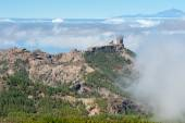 Roque Nublo in Canary Islands (Spain) — Stock Photo