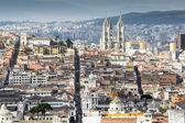 Downtown of Quito, Ecuador — Stock Photo