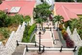 Neighborhood of Las Penas, Guayaquil (Ecuador) — Stock Photo