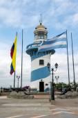 Lighthouse of Santa Ana hill, Guayaquil (Ecuador) — Stockfoto
