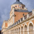 The Royal Palace of Aranjuez. Madrid (Spain) — Stock Photo #59296041