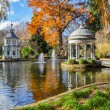 Chinescos pond, Prince's garden, Aranjuez (Madrid) — Stock Photo #59296249