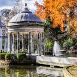 Chinescos pond, Prince's garden, Aranjuez (Madrid) — Stock Photo #59296377