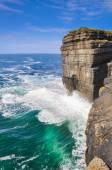 Bucle principal acantilados, irlanda — Foto de Stock