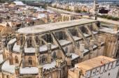Tortosa Cathedral, Tarragona (Spain) — Stock Photo