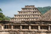 Pyramid of the Niches, El Tajin, Veracruz (Mexico) — Stock Photo