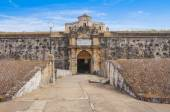 Gate of the Our Lady of Grace Fort in Elvas (Portugal) — Stock Photo