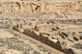 Chetro Ketl ruins, Chaco Canyon, New Mexico (USA) — Stock Photo
