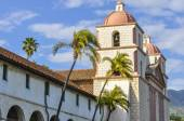 Old Mission Santa Barbara, California — Stock Photo
