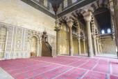 The mosque of Al-Nasir Muhammad, Citadel of Cairo — Stock Photo