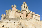 Castle of Turegano, Segovia (Spain) — Stock Photo