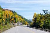 Trans Canada Highway — Stock Photo