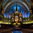 Montreal Notre-Dame Basilica — Stock Photo #67932923