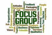 Focus Group — Stock Photo