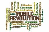 Mobile Revolution — Stock Photo