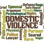 Постер, плакат: Domestic Violence