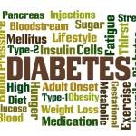 Diabetes — Stock Photo #52717963
