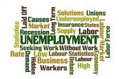 Desemprego — Foto Stock