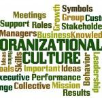 Постер, плакат: Organizational Culture