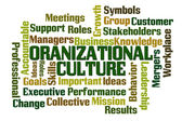 Organizational Culture — Stock Photo