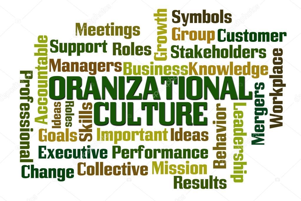 Facebook Organizational Culture Organizational Culture Word