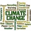 Climate Change — Stock Photo #53802601