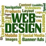 Web Design — Stock Photo #53883211
