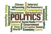 Politics — Stockfoto