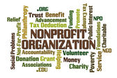Nonprofit organisationen — Stockfoto
