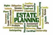 Estate Planning — Stock Photo