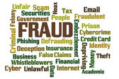 Fraud — Stock Photo
