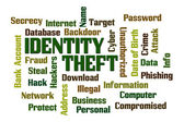 Identity Theft — Stock Photo