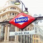 Madrid — Stock Photo