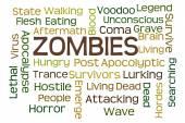 Zombies — Stock Photo