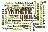 Synthetic Drugs — Stock Photo