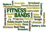 Fitness Bands — Stock Photo