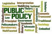 Politica pubblica — Foto Stock