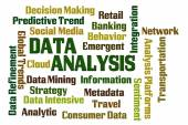 Data Analysis — Stock Photo